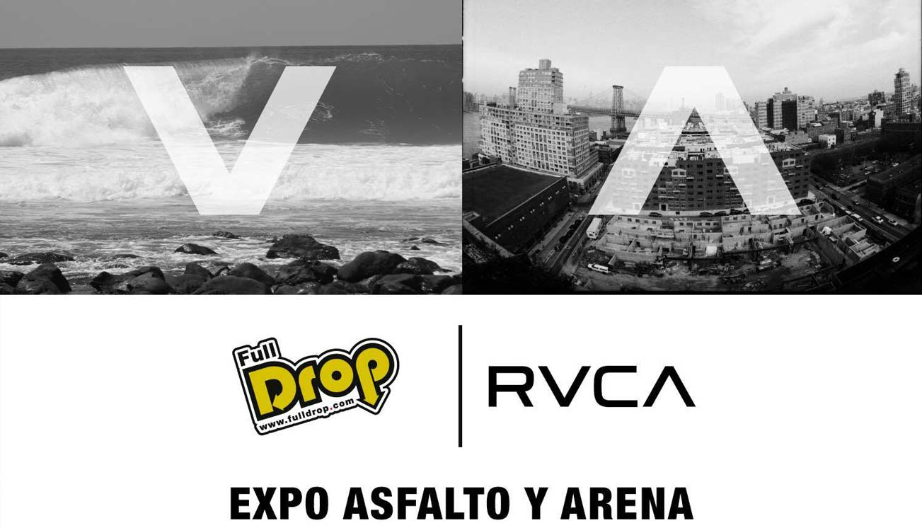 Expo Asfalto y Arena Full Drop