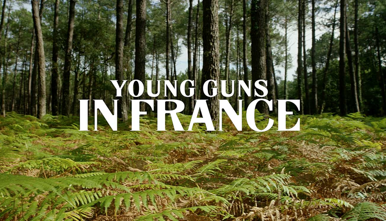Young Guns in France