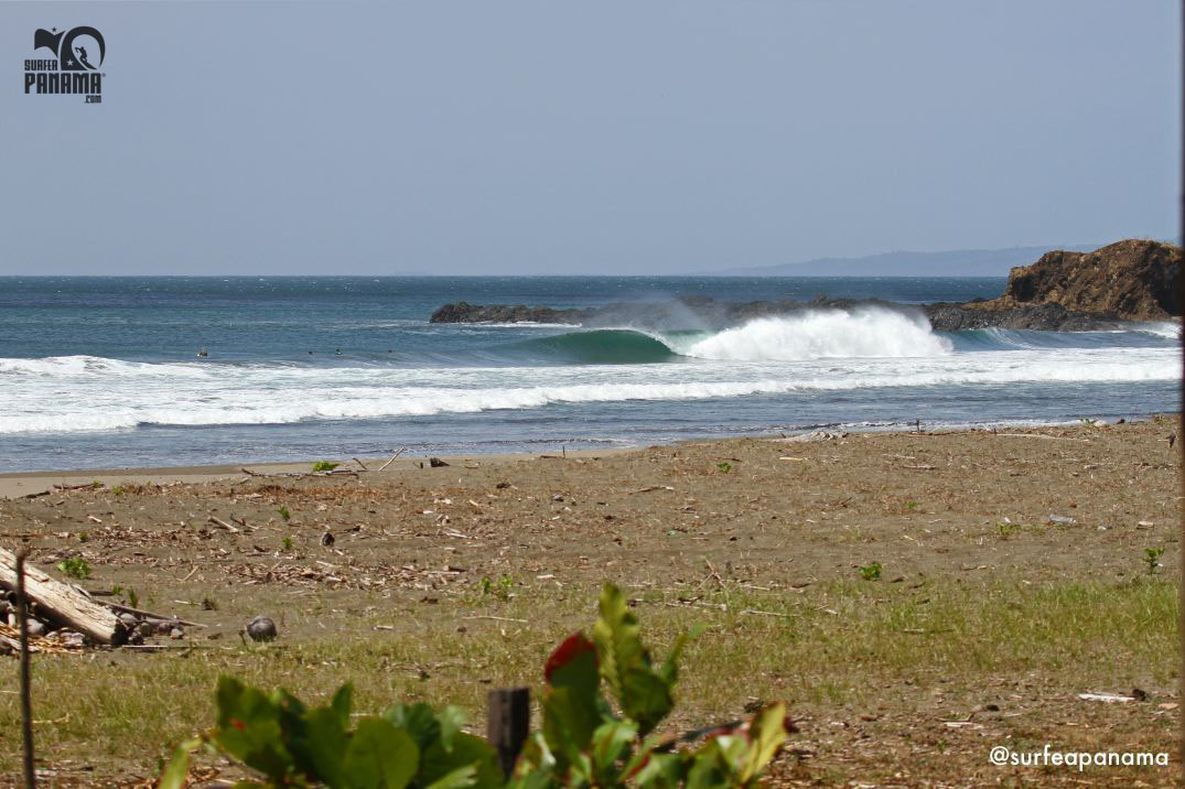 Secret Surf Spot Panama