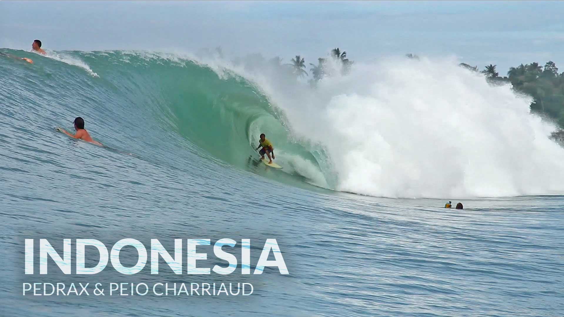 Nias Indonesia 2016 Surfing